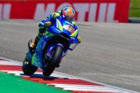 Alasan Rins Tidak Lanjutkan Balapan di MotoGP Catalunya 2018