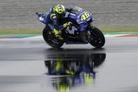 Rossi Anggap Yamaha Memalukan saat Uji Coba di Sirkuit Catalunya