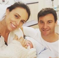 PM Selandia Baru, Jacinda Ardern Lahirkan Bayi Perempuan