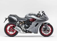 Warna Baru Ducati Supersport Terkesan Kalem