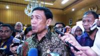 Wiranto Persilakan Fraksi di DPR Gulirkan Hak Angket Iriawan
