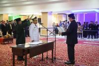 Mendagri Lantik Eko Subowo Jadi Penjabat Gubernur Sumut