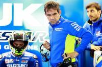 Bos Suzuki Optimis Bakal Tuai Hasil Apik Bersama Pembalap Muda