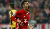 Real Madrid Tertarik Boyong Thiago Alcantara dari Bayern Munich