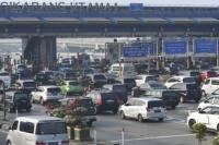 Hingga Hari Ini, 650 Ribu Kendaraan Arus Balik Melintasi Tol Jakarta-Cikampek