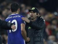 Diego Costa Jadi Kartu As Chelsea agar Tak Bayar Kompensasi Pemecatan Conte