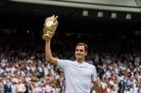 Rencana Roger Federer untuk Pertahankan Gelar di Wimbledon 2018