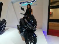 Banderol Honda PCX 150 Hybrid yang Masuk Kelas Tunggangan Premium