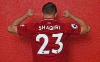 Bangganya Shaqiri Gabung dengan Liverpool