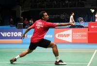 Tommy Sugiarto Harus Puas Jadi Runner-Up Thailand Open 2018