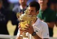 Djokovic Raih Titel Wimbledon Keempat Usai Tumbangkan Kevin Anderson
