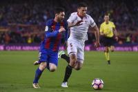 Bermain Bersama Messi Jadi Motivasi Lenglet di Barcelona