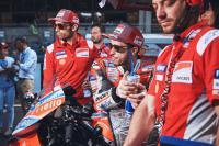 Dovizioso Ambil Pelajaran Berharga dari MotoGP Jerman 2018