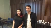 Sebelum Melahirkan, Vicky Shu dan Suami Sempat Joget-Joget