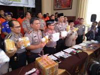 Penyelundupan 7 Kg Sabu Jaringan Internasional Digagalkan, Salah Satu Pelaku Oknum Polisi