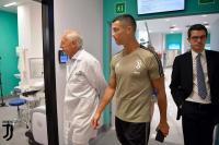 Ronaldo Gabung Juventus, Simeone: Itu Bagus untuk Sepakbola Dunia
