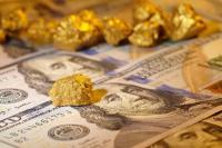 Emas Mulai Ditinggalkan Gara-Gara Dolar AS Perkasa