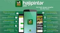 Aplikasi Haji Pintar 2018 Sudah Tersedia untuk Diunduh
