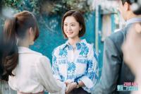 Ketika Park Min Young Cemburu pada Jung Yoo Mi dalam Secretary Kim