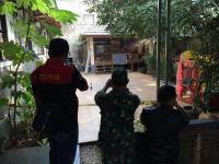Polisi Duga Pelemparan Bom Molotov di Rumah Mardani Dilakukan 2 Orang