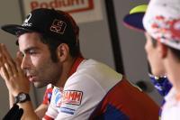 Petrucci Komentari Insiden dengan Lorenzo di MotoGP Jerman 2018