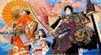 One Piece Pertemukan Luffy dengan Teman Wanita di Kisah Wano