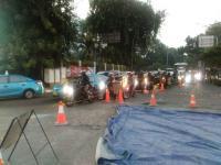 Padat Kendaraan di Bundaran Senayan, Kawasan Sunter Terpantau Ramai Lancar