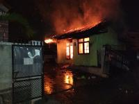 Rumah di Kampung Rambutan Jaktim Terbakar Gara-Gara Anak Main Lilin