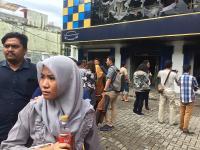 Nasabah Diduga Bakar Diri di Kantor Leasing, Empat Karyawan Terluka