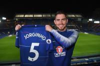 Jorginho Beri Jawaban Klasik saat Ungkapkan Alasan Bergabung dengan Chelsea