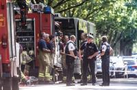 Pria Berpisau Serang Penumpang Bus di Jerman, 14 Terluka