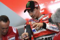 Insiden Lorenzo dan Petrucci di MotoGP Jerman 2018 Bukan Hal yang Disengaja
