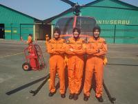 Mengenal Tiga Dara Cantik Calon Penerbang TNI AD
