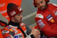 Dovizioso: Ducati Cukup Cepat, tapi Masih Butuh Pengembangan