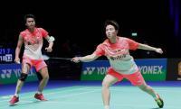 Tontowi Ahmad Liliyana Natsir Gagal Atasi Pasangan Malaysia di Final Singapura Open 2018