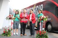 Timnas Indonesia Miliki Bus Baru