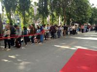 Audisi The Voice Indonesia Masuk Surabaya, Begini Antusiasme Peserta