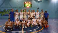Tim Basket RCTI Lakukan Latihan Bersama Siliwangi Bandung