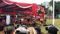 Presiden Jokowi Jadi Inspektur Upacara Hari Jadi Pramuka ke-57