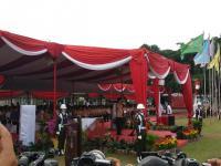 3 Pesan Jokowi di Hari Jadi Pramuka