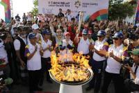Ini Rute Pengalihan Arus Lalu Lintas Pawai Obor Asian Games di Jakarta Timur Besok Pagi
