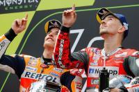 Marquez Jamin Takkan Kembali Kalah dari Lorenzo di Sirkuit Red Bull Ring