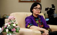 Neraca Perdagangan Juli 2018 Defisit, Sri Mulyani: Agak Anomali