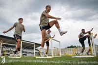 Ronaldo Datang, Di Francesco: Juventus Seharusnya Bidik Trofi Liga Champions