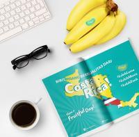 Pisang Cavendish Frui! Gunakan Bibit Berkualitas dari Kosta Rika