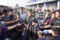 11 Hari Pascagempa, TNI Telah Kirim 2.607 Prajurit ke Lombok
