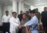 Bertemu Prabowo-Sandi, JK: Sebagai Wapres Harus Berada di Semua Pihak