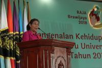 Di Depan 11.033 Maba Brawijaya, Menteri Susi Cerita Poros Maritim Dunia