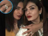 Priyanka Chopra Pamer Cincin Tunangan dari Nick Jonas, Begini Tampilannya!