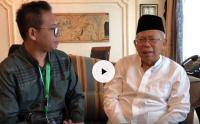 Blak-blakan Ma'ruf Amin di Balik Terpilihnya Jadi Cawapres Jokowi
